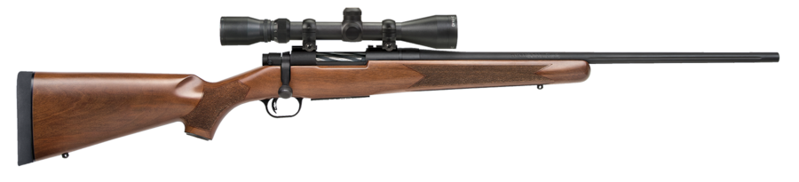 MOSSBERG PATRIOT WITH SCOPE