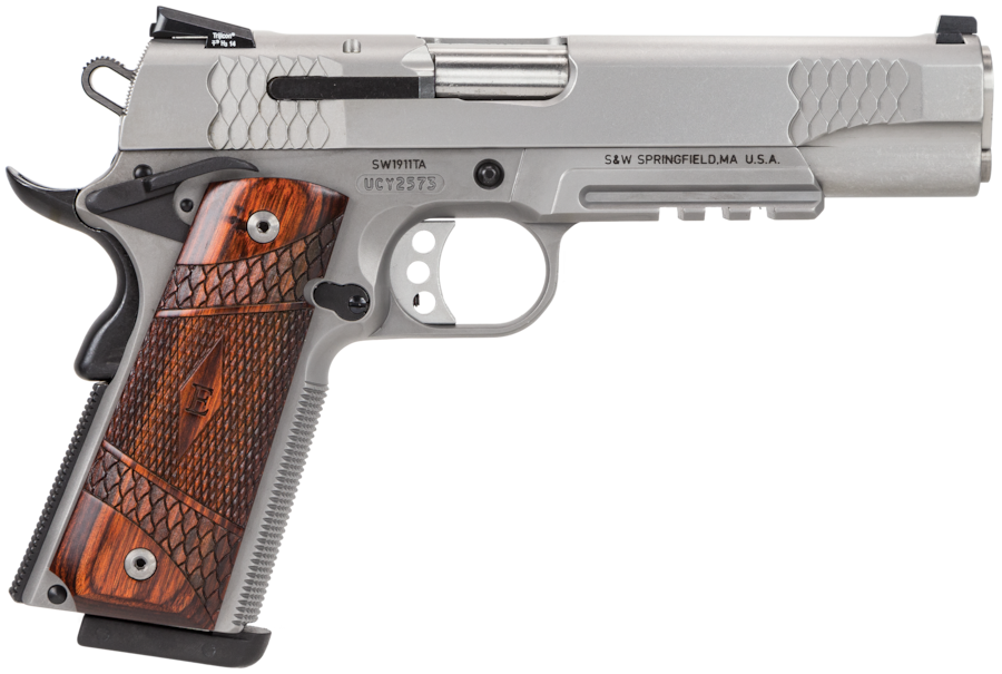SMITH & WESSON SW1911 E SERIES WITH RAIL