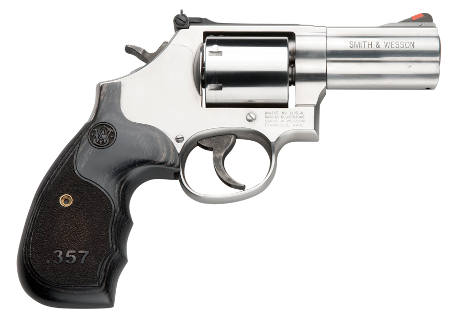 SMITH & WESSON 686 PLUS 3-5-7 MAGNUM SERIES