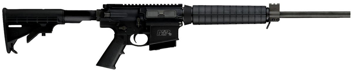SMITH & WESSON M&P10 OPTIC READY COMPLIANT