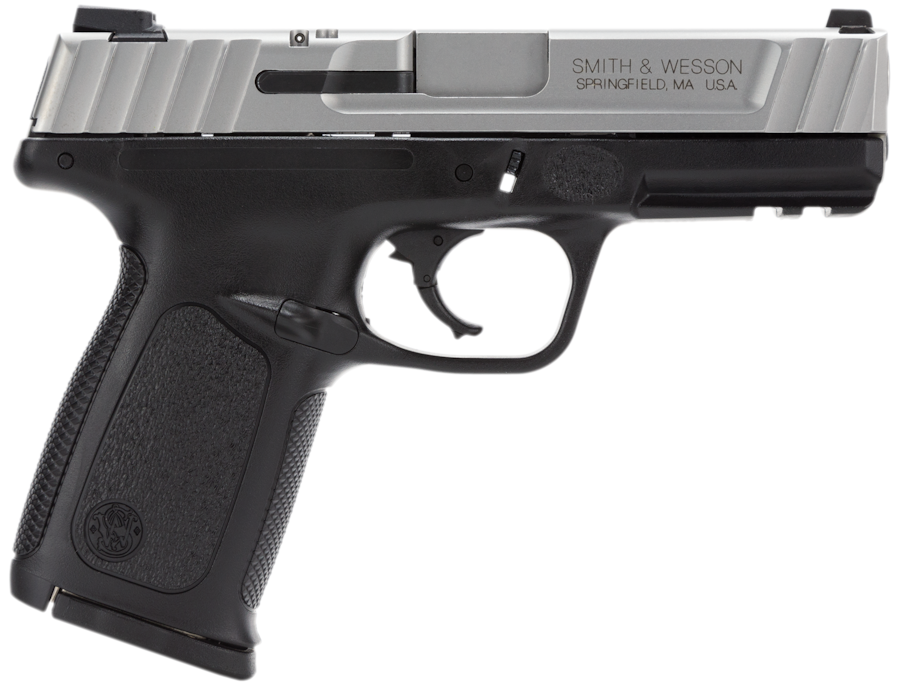 SMITH & WESSON SD40 VE MA COMPLIANT