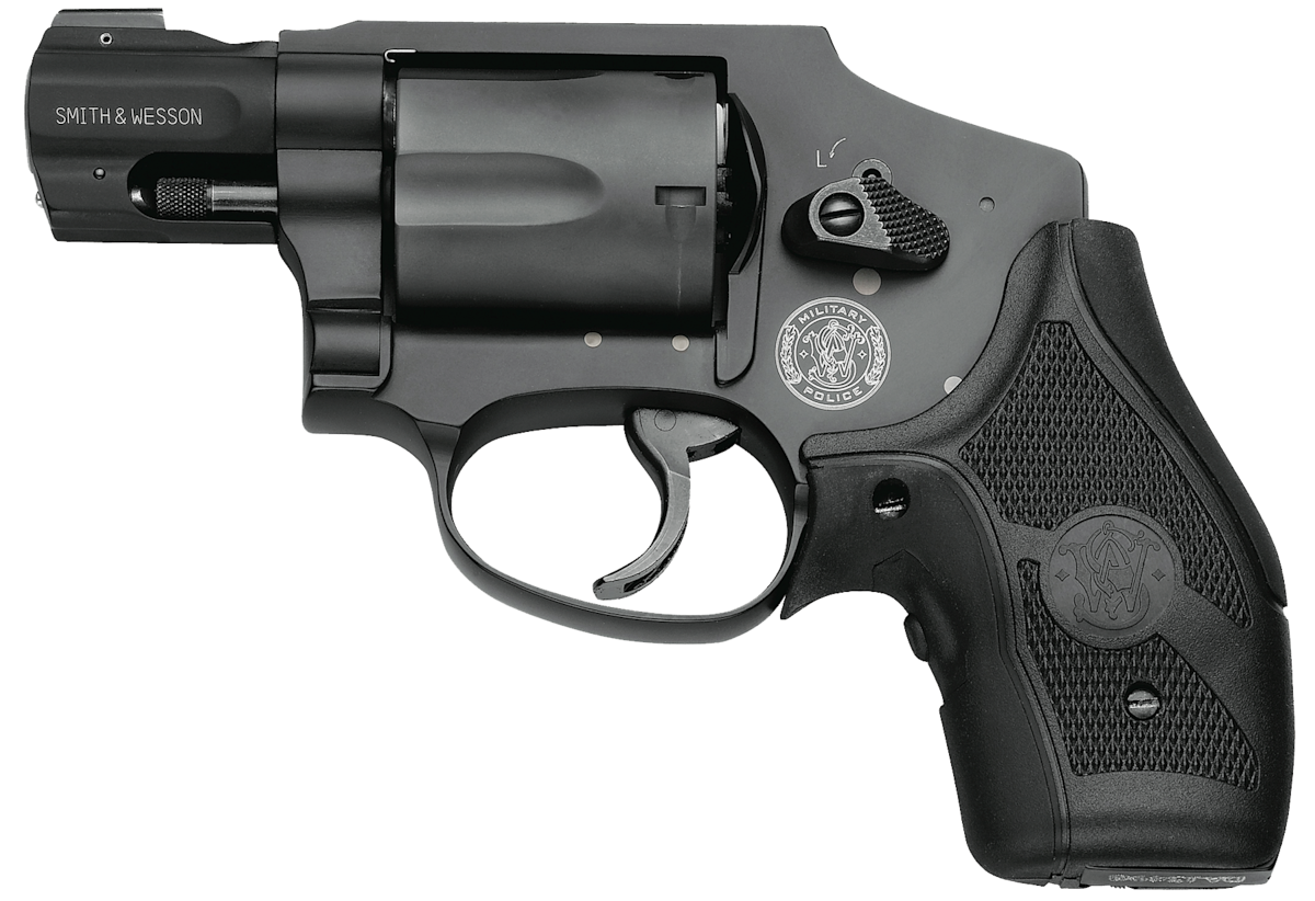 SMITH & WESSON M&P340 CRIMSON TRACE LASERGRIPS