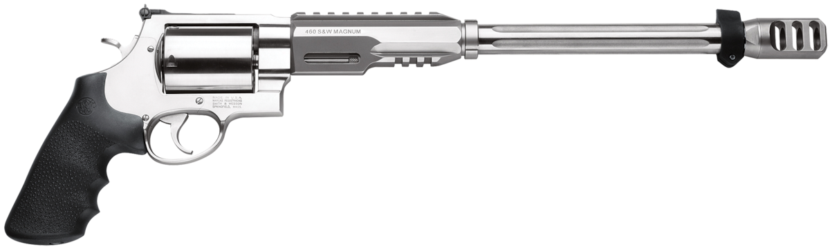 SMITH & WESSON 460XVR PERFORMANCE WITH BI-POD