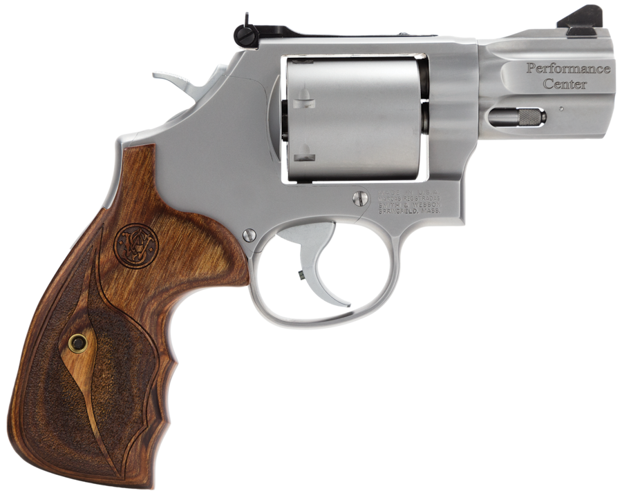 SMITH & WESSON 686 PERFORMANCE