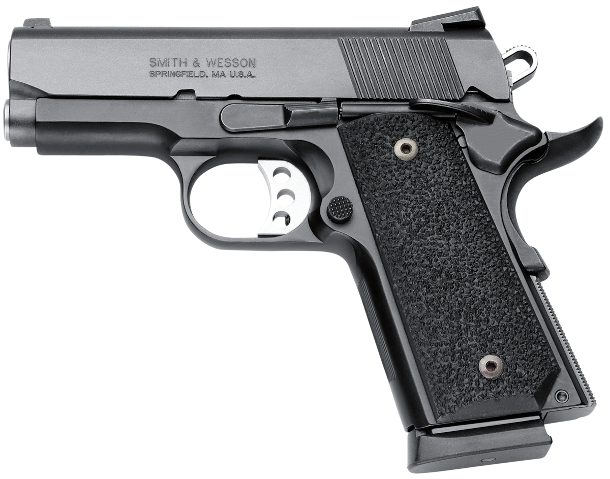 SMITH & WESSON SW1911 PERFORMANCE CENTER PRO