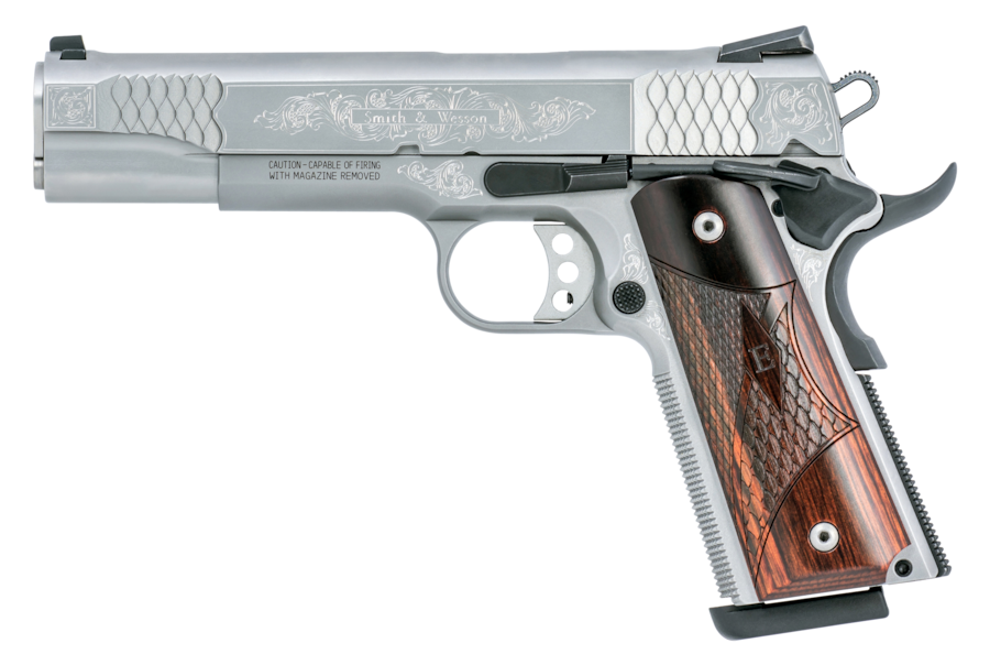 SMITH & WESSON SW1911 ENGRAVED
