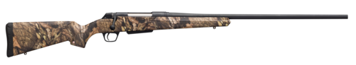 winchester rifle camo bolt action blued barrel