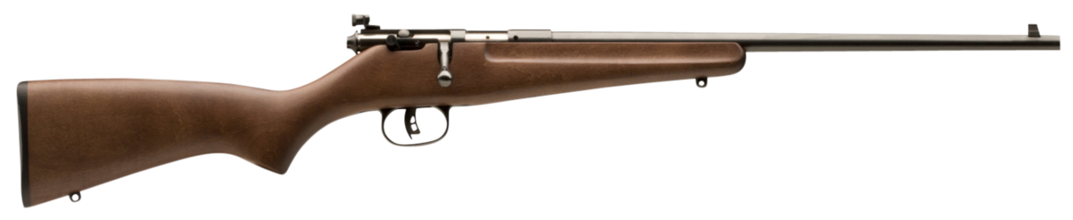 SAVAGE ARMS RASCAL HARDWOOD