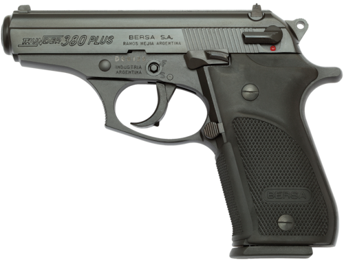 bersa thunder 380 plus semi auto handgun