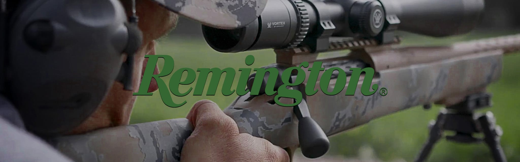 Remington Brand Banner