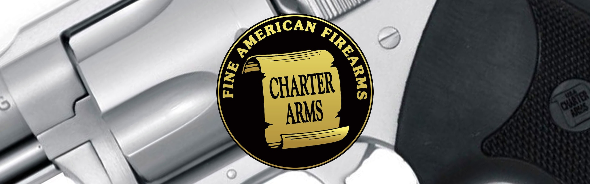 Charter Arms Brand Banner