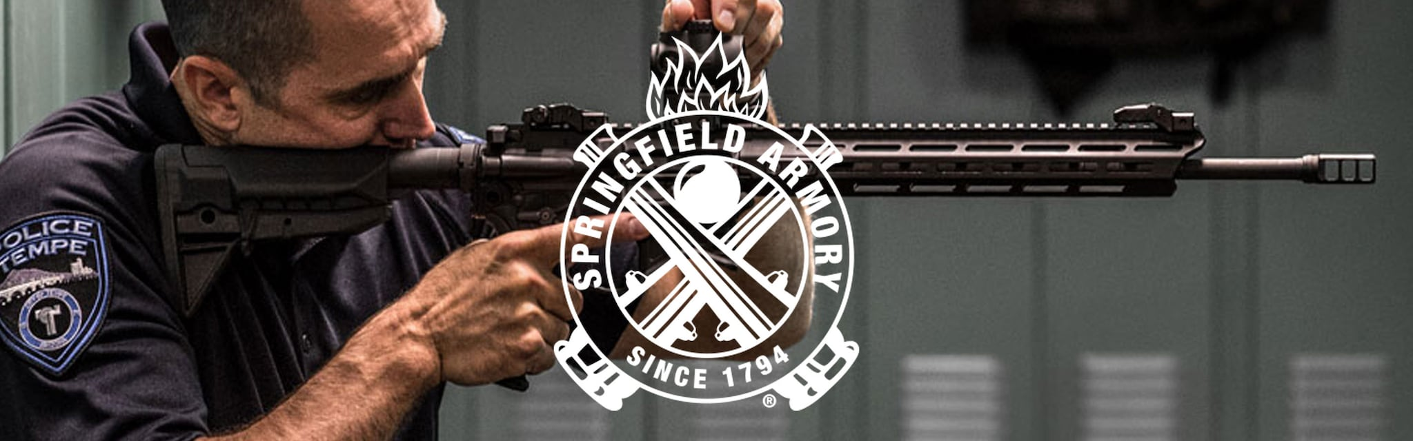 Springfield Armory Brand Banner