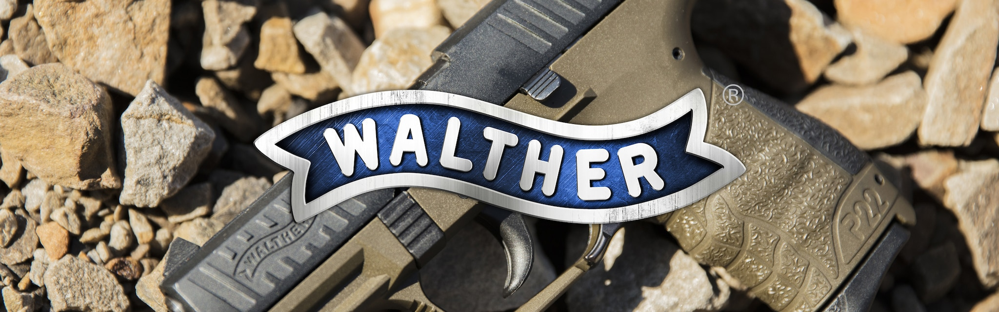 Walther Brand Banner
