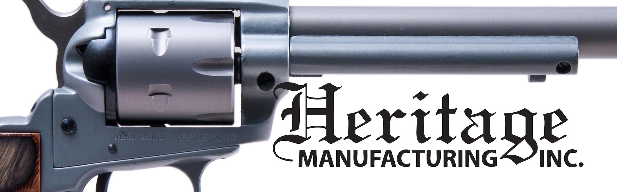 Heritage Mfg. Brand Banner