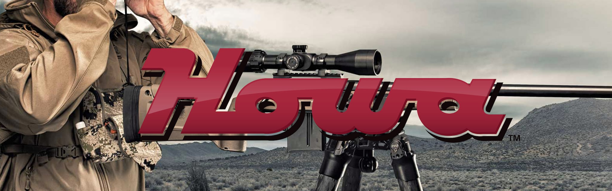 howa brand banner