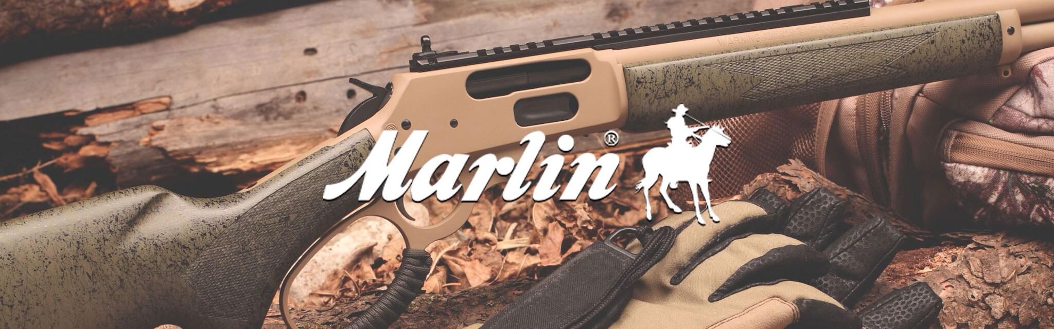 Marlin Firearms Brand Banner