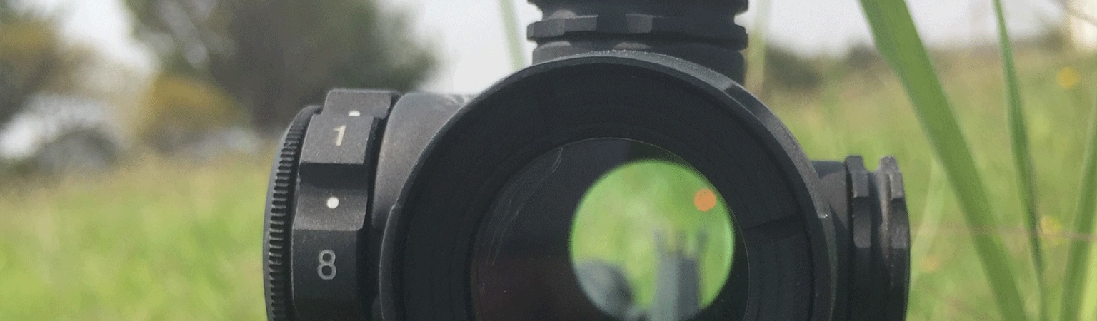 Bushnell Enrage Red Dot Sight