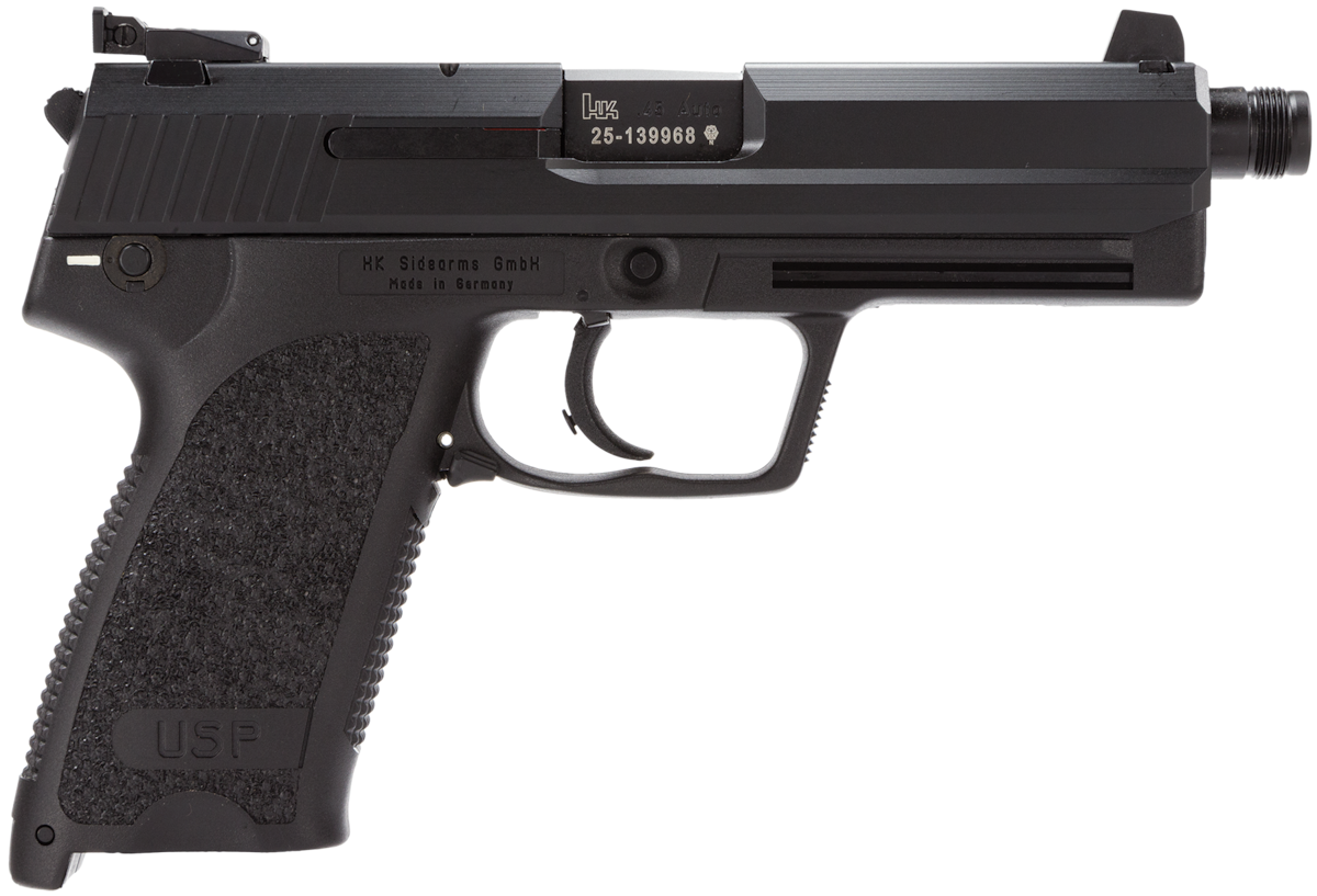 HECKLER & KOCH USP-45 TACTICAL
