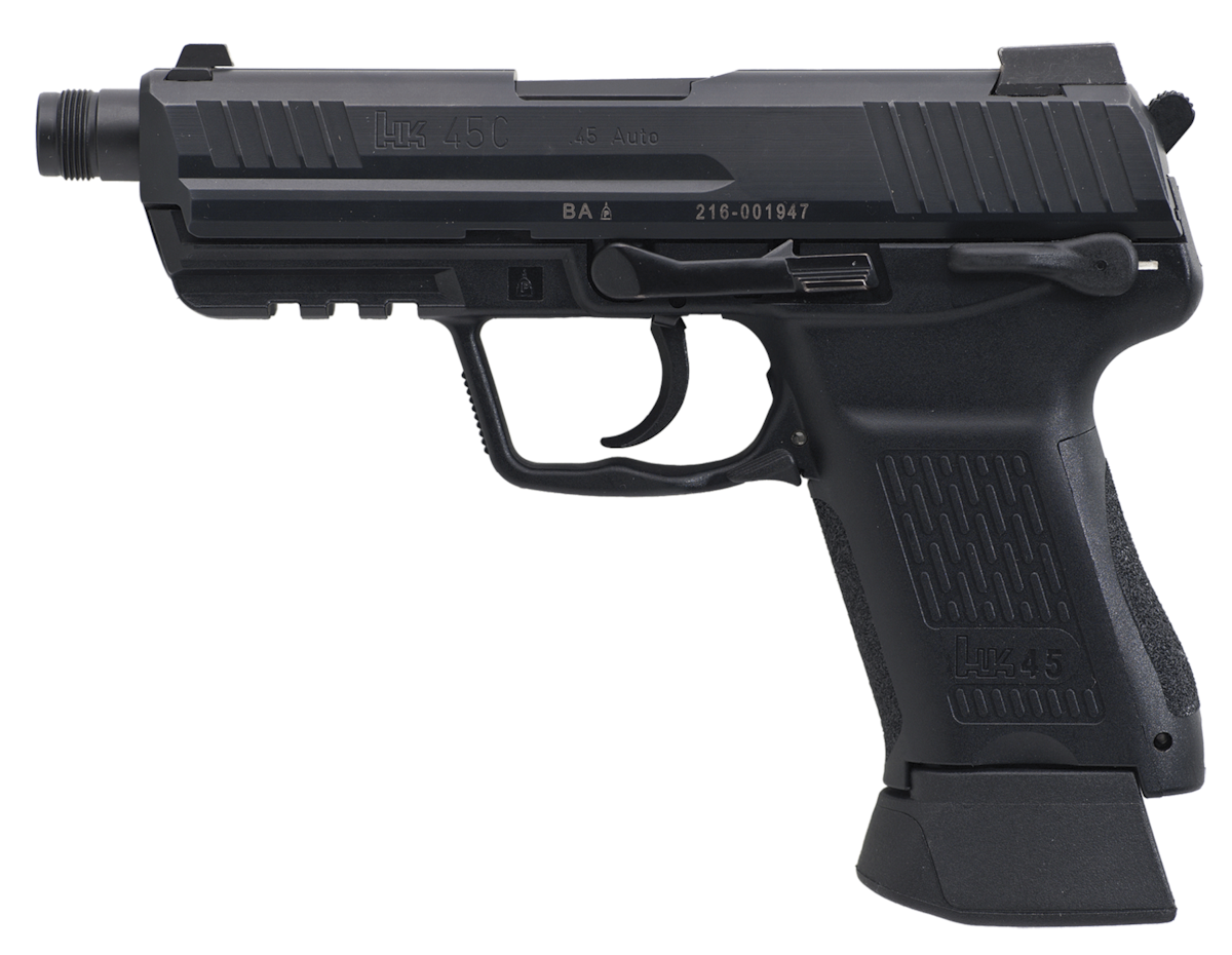 HECKLER & KOCH HK45C COMPACT TACTICAL V1