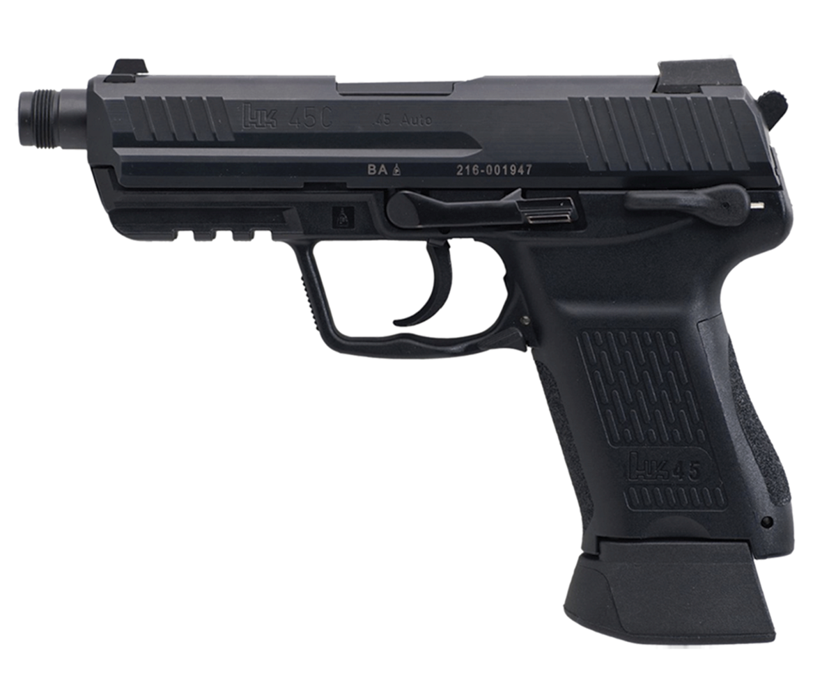 HECKLER & KOCH HK45T TACTICAL V7 LEM
