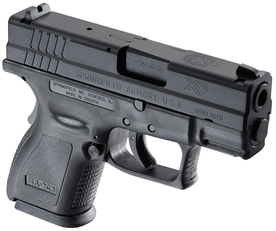 "SPRINGFIELD ARMORY XD 3"" ESSENTIAL PACKAGE CA COMPLIANT"