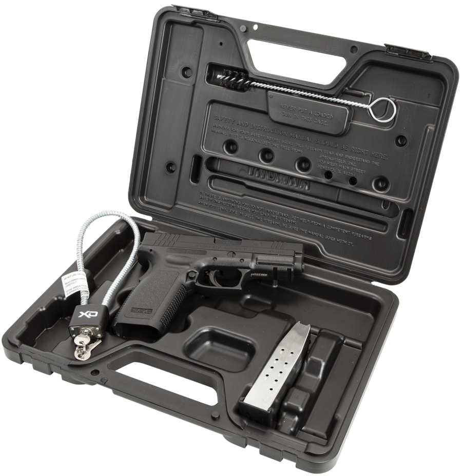 SPRINGFIELD ARMORY XD-4 SERVICE ESSENTIAL PACKAGE