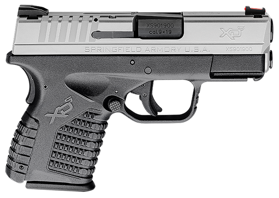 "SPRINGFIELD ARMORY XD-S 3.3"" ESSENTIAL PACKAGE"