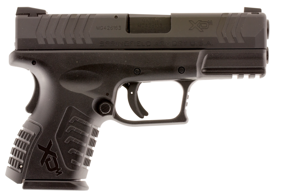 SPRINGFIELD ARMORY XD(M) COMPACT ESSENTIAL PACKAGE