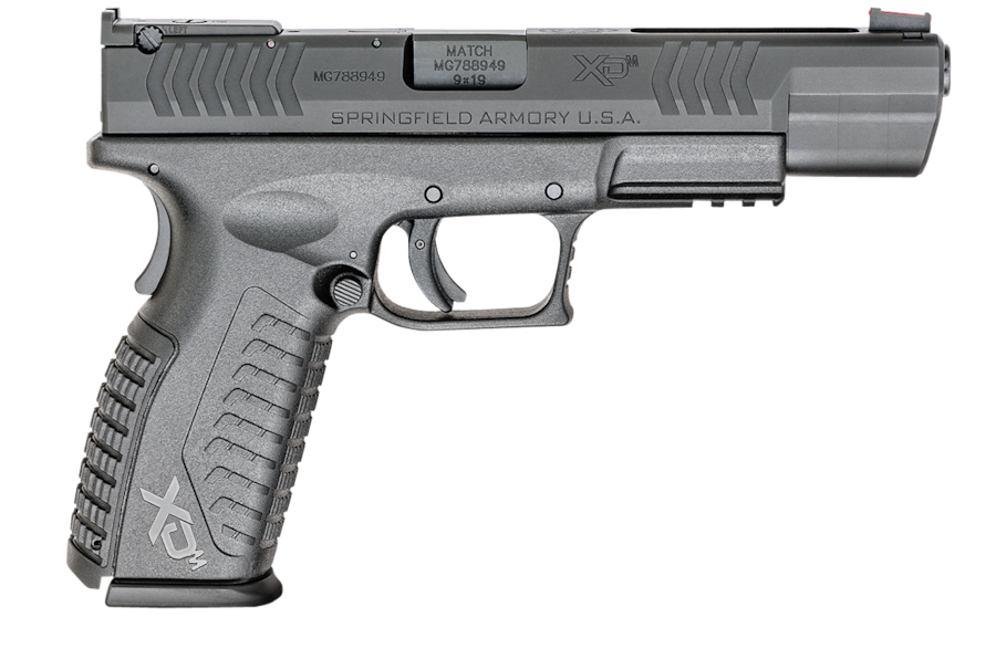 SPRINGFIELD ARMORY XD(M) COMPETITION