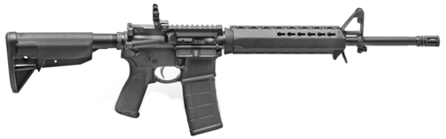 Springfield Armory Saint Rifle Semi Auto Black