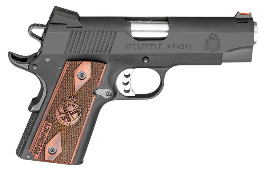 SPRINGFIELD ARMORY 1911 RANGE OFFICER COMPACT