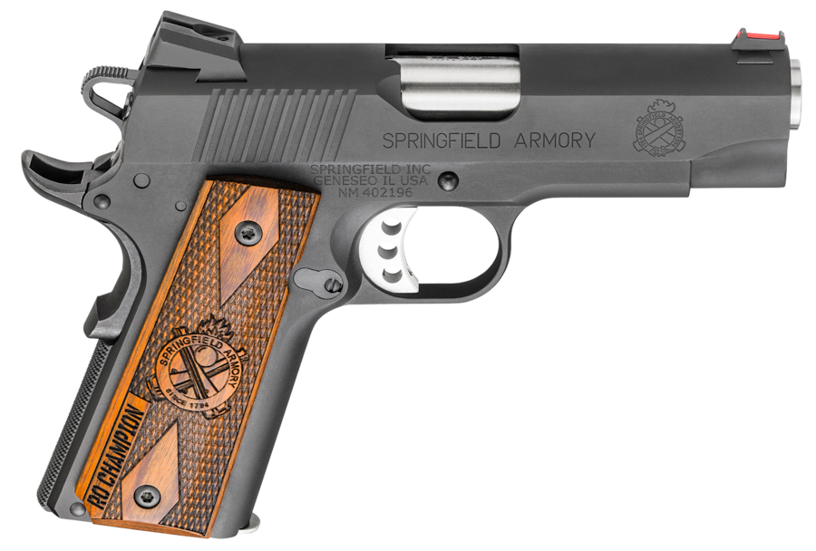 SPRINGFIELD ARMORY 1911 RANGE OFFICER CHAMPION