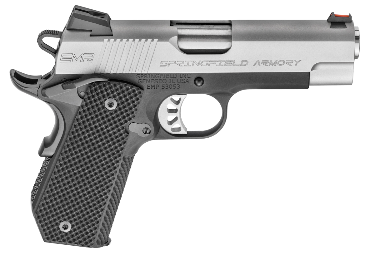 SPRINGFIELD ARMORY 1911 EMP4 CONCEALED CARRY CONTOUR