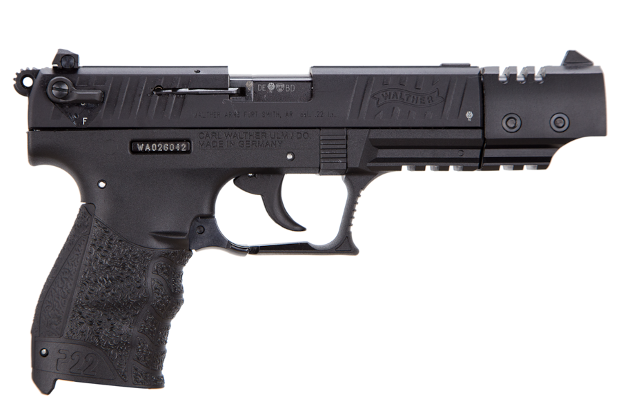 WALTHER P22 TARGET BLACK CA COMPLIANT