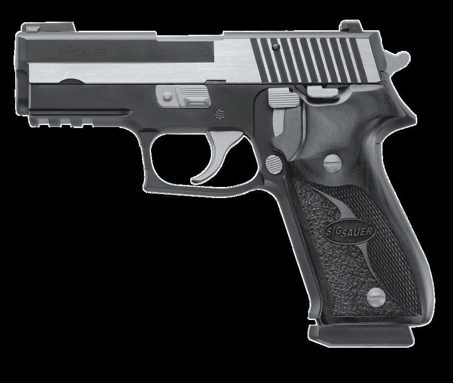 SIG SAUER P220 EQUINOX CA COMPLIANT