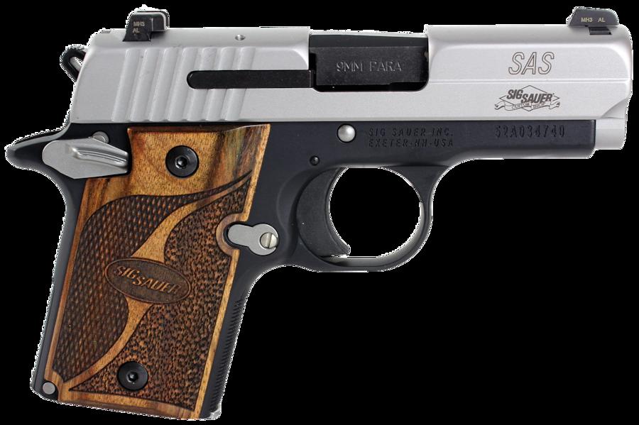 SIG SAUER P938 SAS