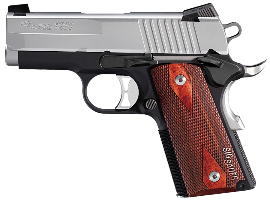 SIG SAUER 1911 TWO-TONE ULTRA COMPACT