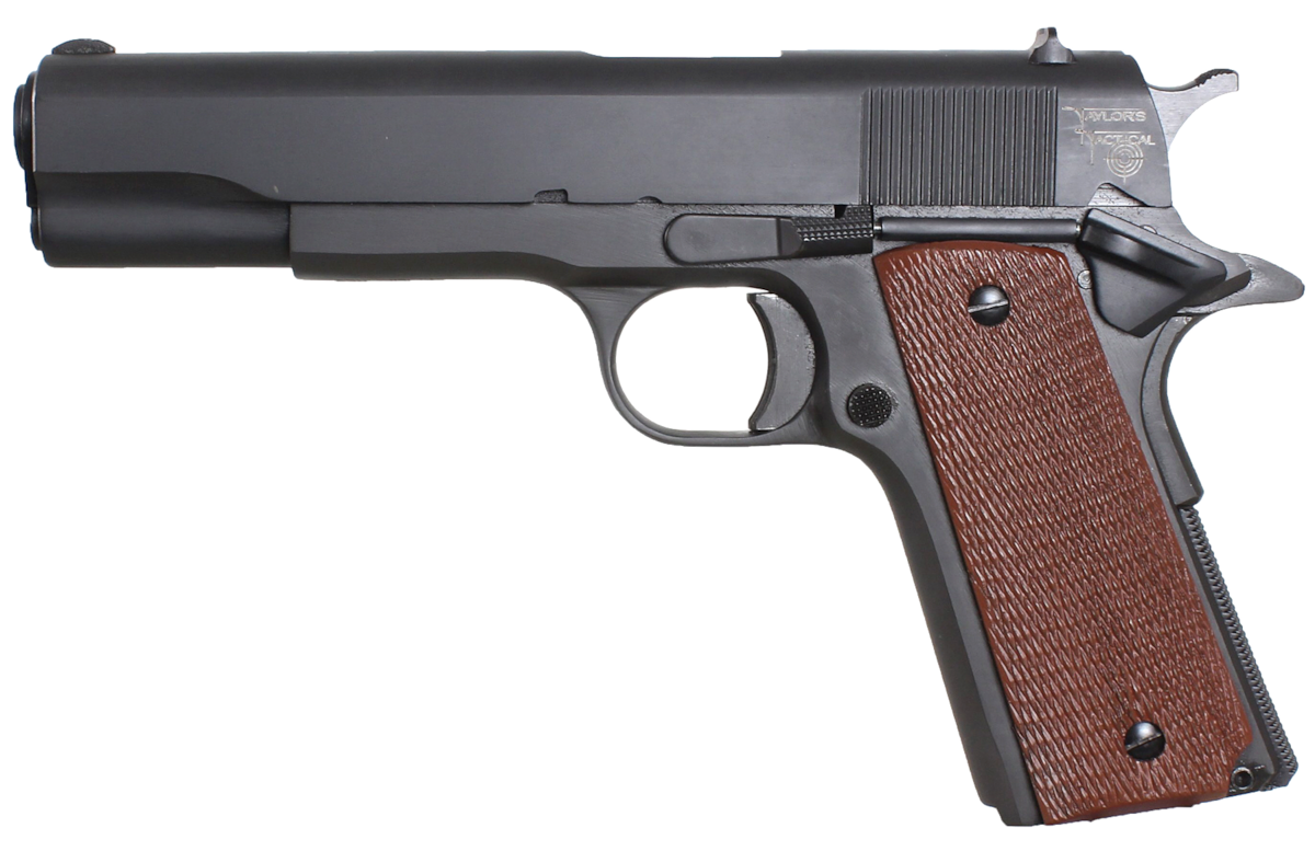 TAYLOR'S & CO. 1911 TRADITIONAL