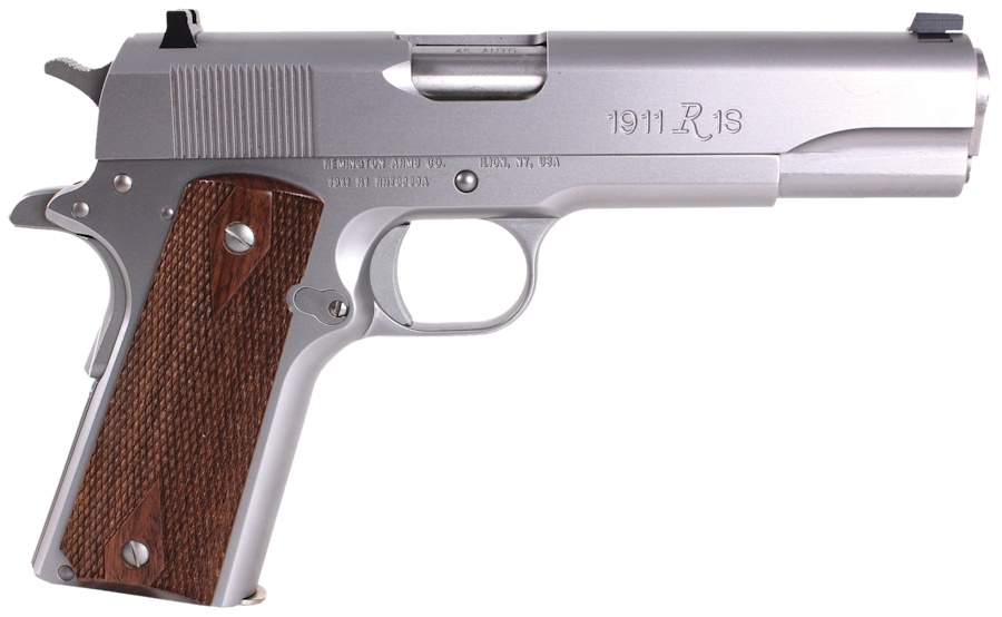 REMINGTON 1911 R1 STAINLESS