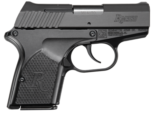 remington rm380 semi auto handgun subcompact