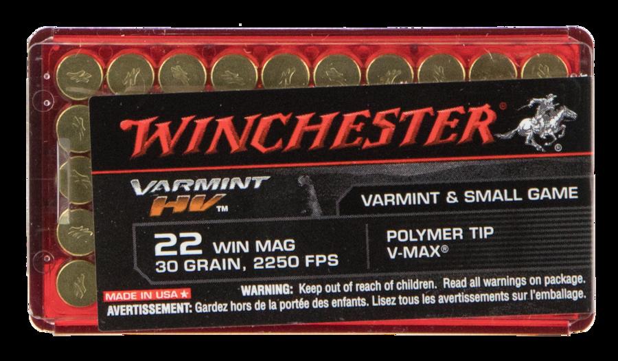 WINCHESTER VARMINT HV