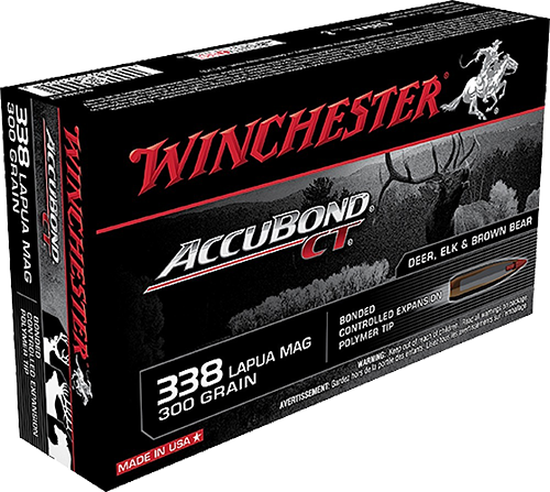 WINCHESTER EXPEDITION BIG GAME
