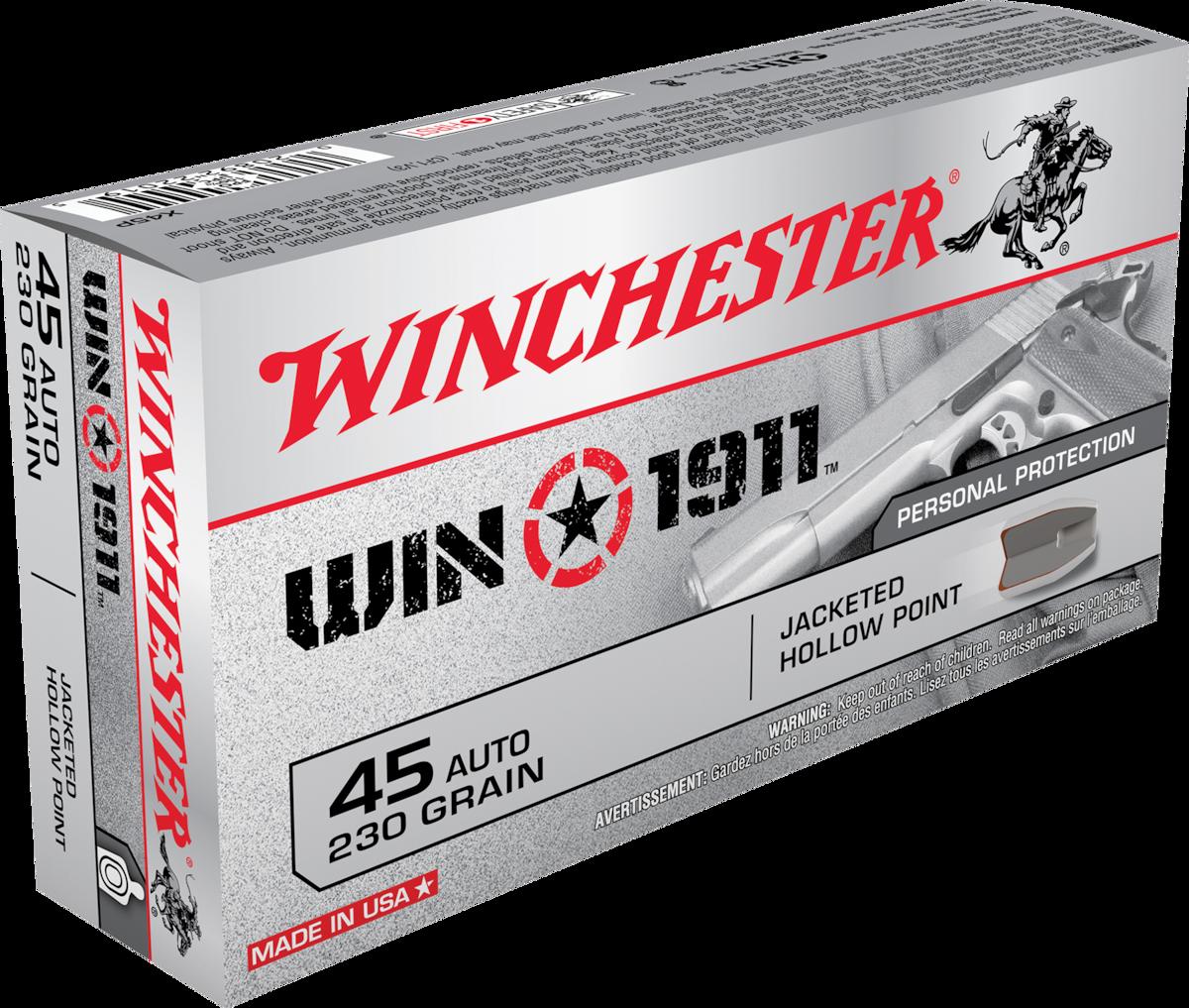 WINCHESTER WIN1911