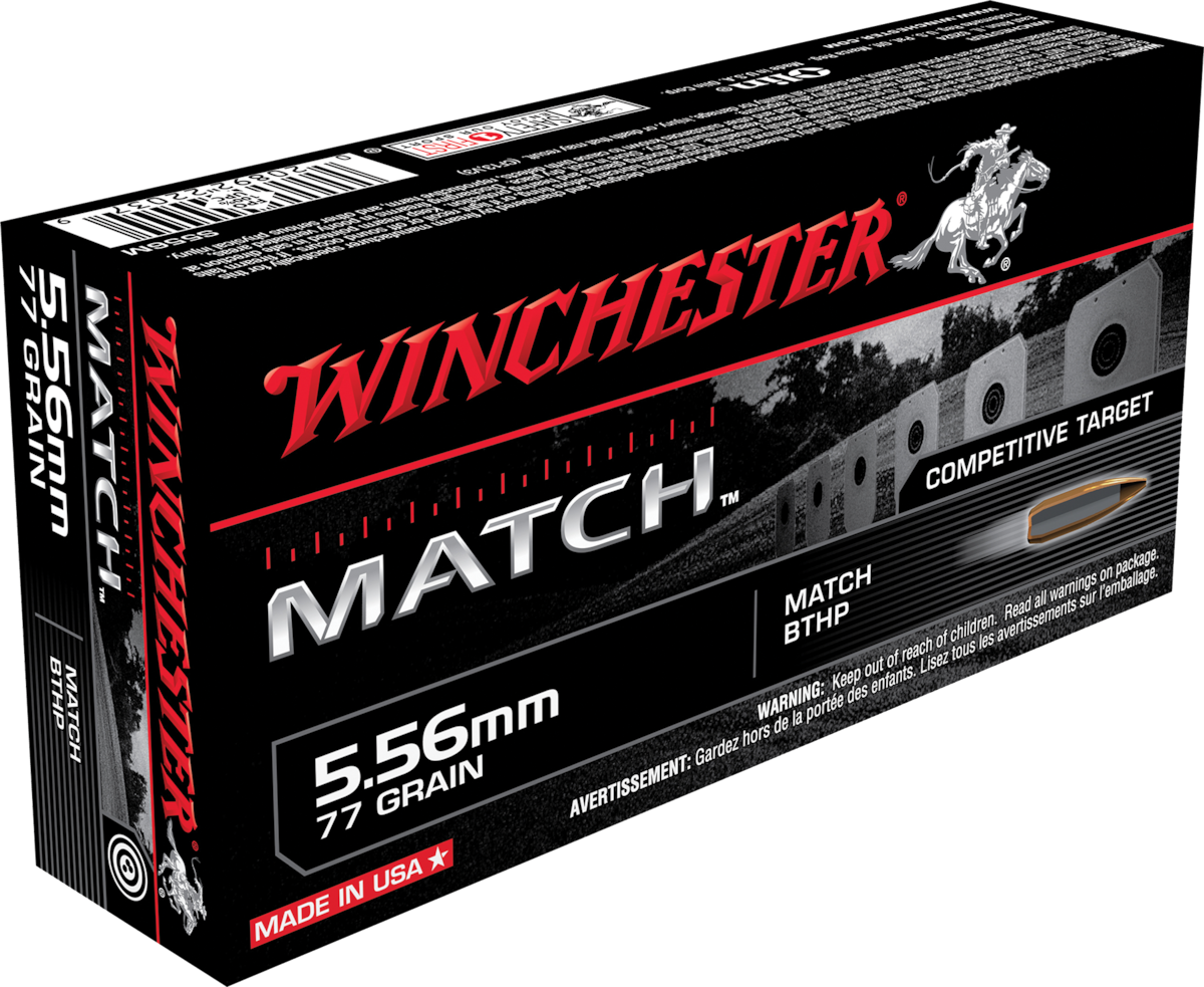 WINCHESTER MATCH