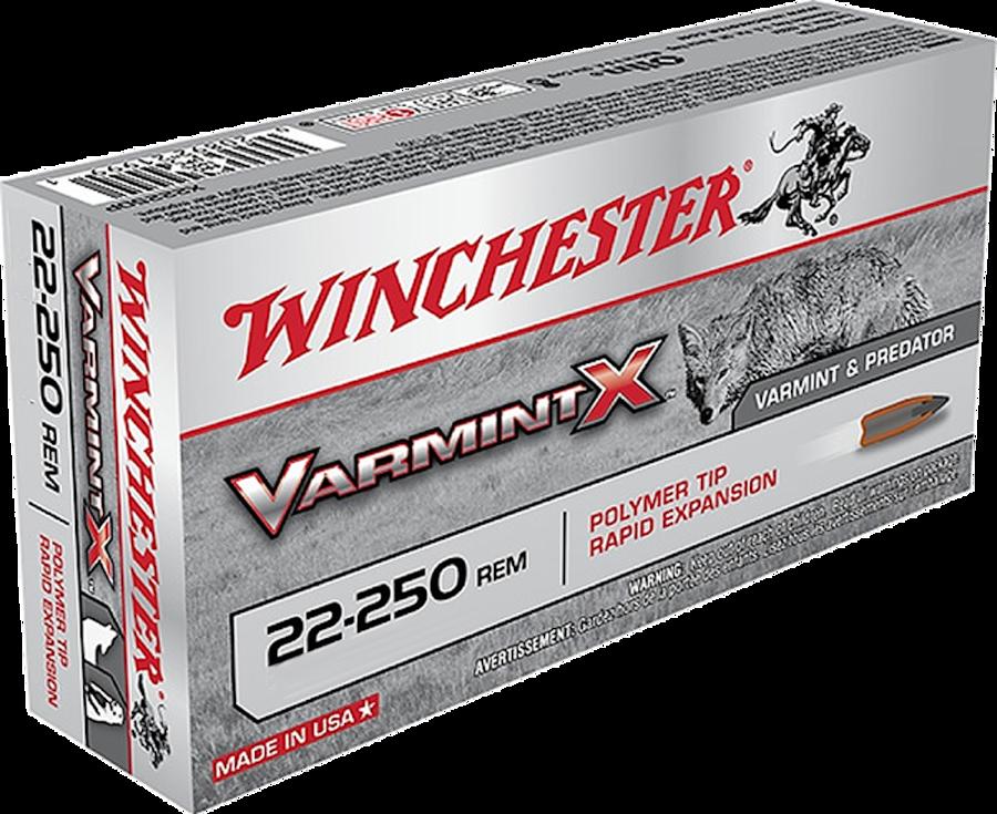 WINCHESTER VARMINT X