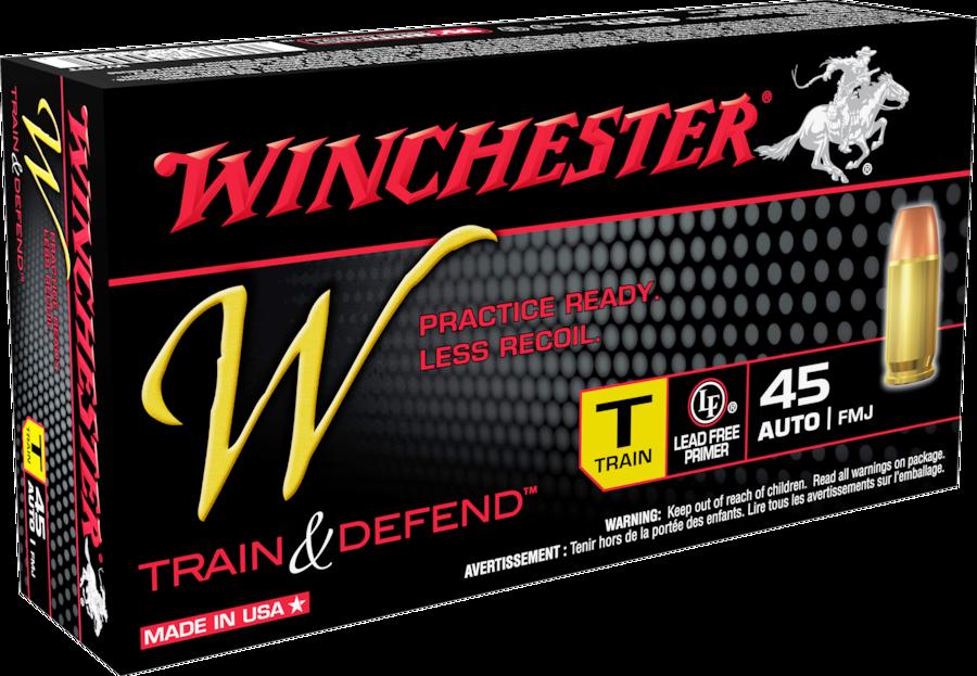 WINCHESTER W TRAIN AND DEFEND