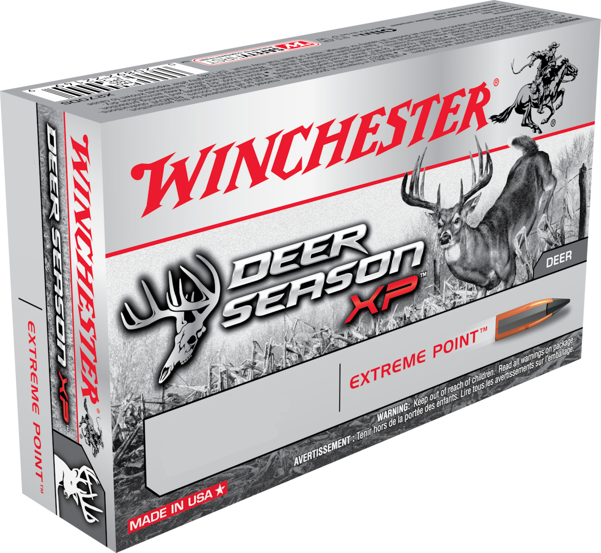 WINCHESTER DEER SEASON XP