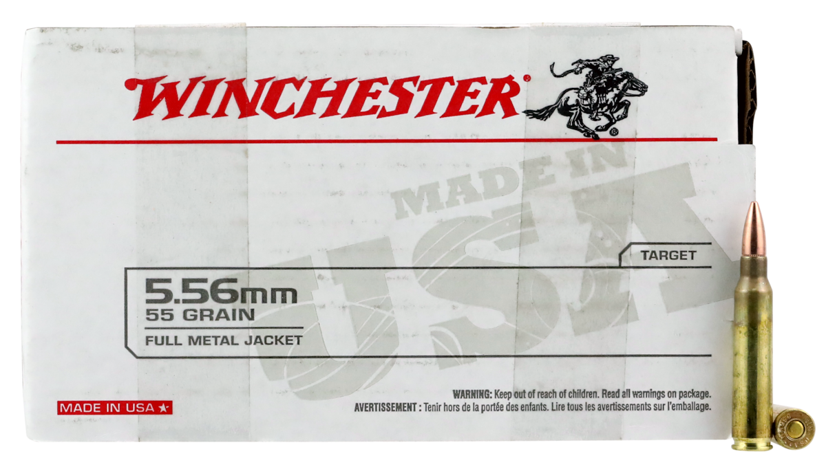 WINCHESTER USA 150RD VALUE PACK