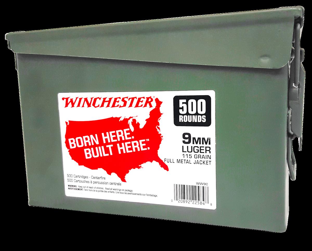 WINCHESTER USA