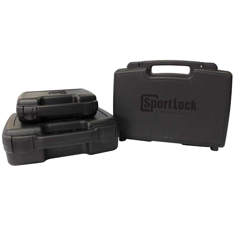 BIRCHWOOD CASEY SportLock Single Handgun Case